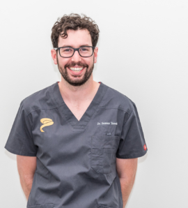 Dr. Benjamín Serrano Torrecilla