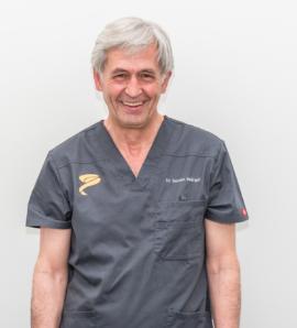 Dr. Benjamín Serrano Madrigal